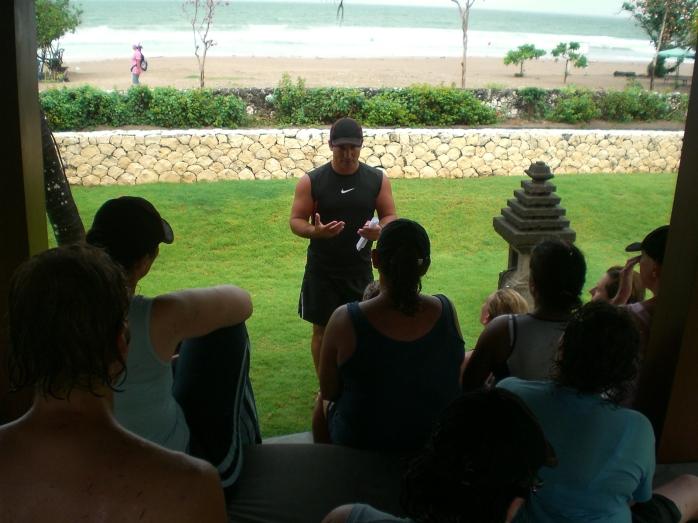 Bali Boot Camp and Destiny Quest